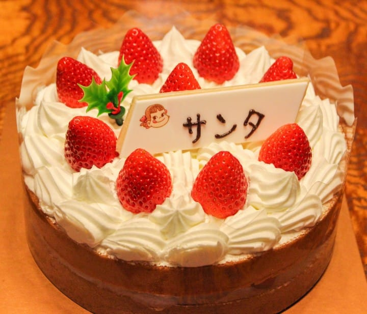 Japanese Christmas Cake.Merry Christmas 5 Things To Enjoy During Christmas In Japan