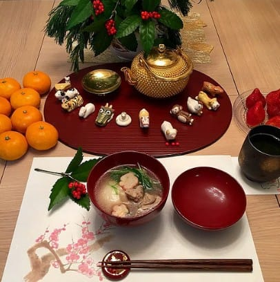 Explorando las tradiciones japonesas de Año Nuevo