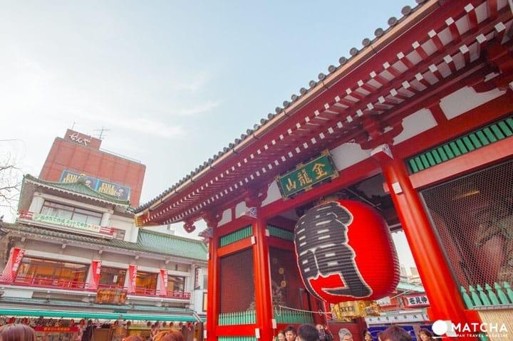 人氣觀光地之東京遊筆記 獻給初次來訪的旅客