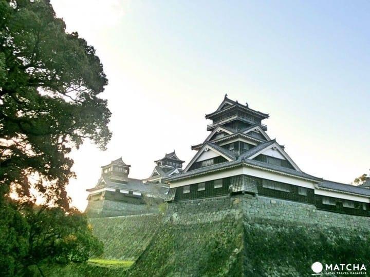 ไกด์นำเที่ยวคุมาโมโตะแบบจัดเต็ม! วิธีเดินทาง ที่เที่ยว ที่พัก อาหาร งานเทศกาล! (Kumamoto)