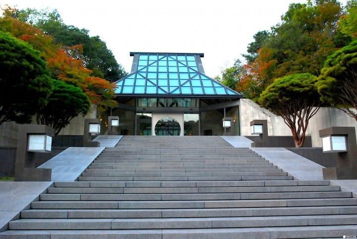 【滋贺】由贝聿铭打造的桃花源 古典与现代交会的miho美术馆