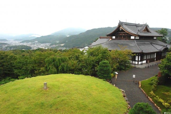 眺望京都新景点 ,跃上东山的青龙殿