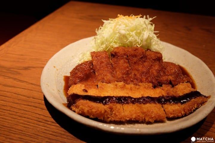 とんかつ好き必見!銀座で食べられる名古屋名物「矢場とん」のみそかつ