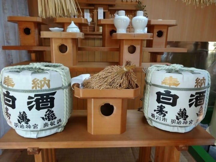 Kameda Shuzo:  A 260-Year Old Brewery Producing Sacred Sake (Part 1)
