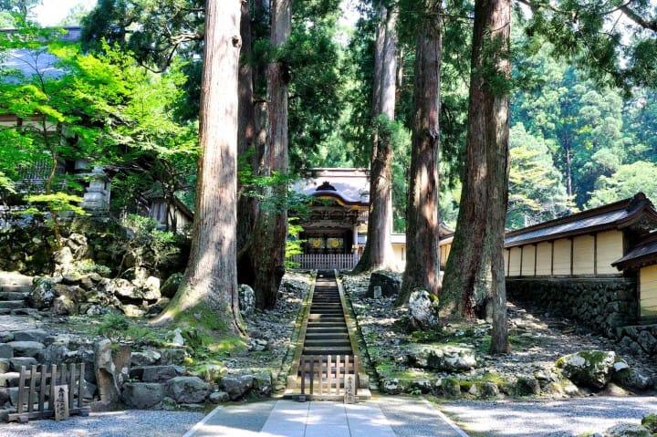 Visiting Eiheiji, A Zen Buddhist Temple In Fukui Prefecture