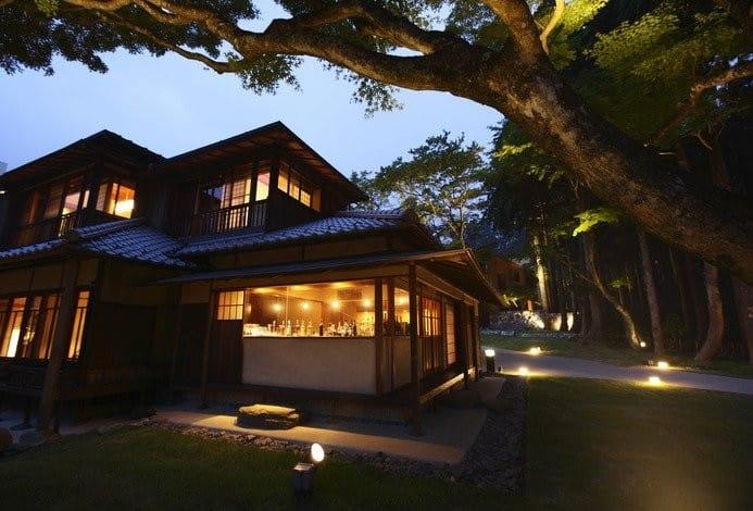 【箱根,熱海,湯河原】在東京近郊住宿也能享受到一流好湯