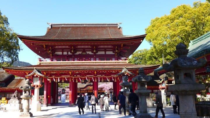 【福岡】整年都好運!新年初詣參拜必推三大神社