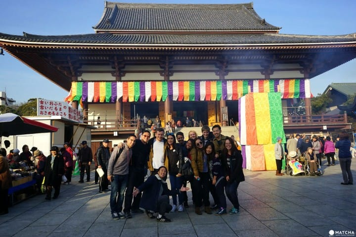 Go To A Temple Festival In Japan! Nishiarai Daishi's