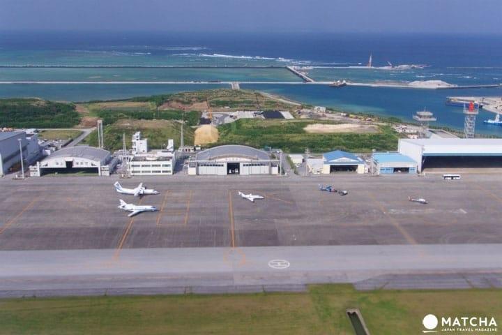 오키나와 최대의 국제공항 「나하 공항」의 기본 정보 모음집