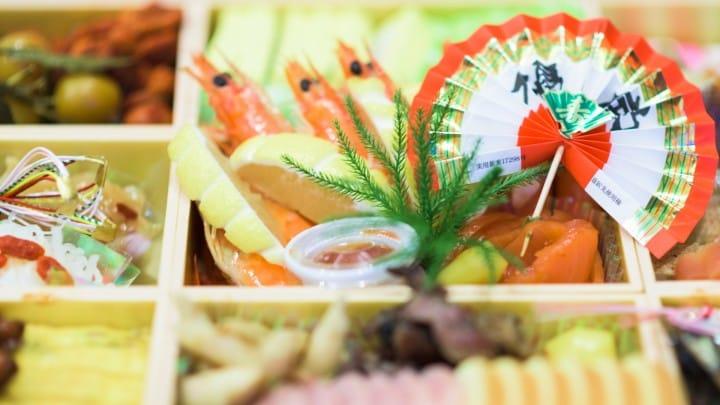 日本新年吃什麼?蕎麥麵、豪華冷便當加綠草粥