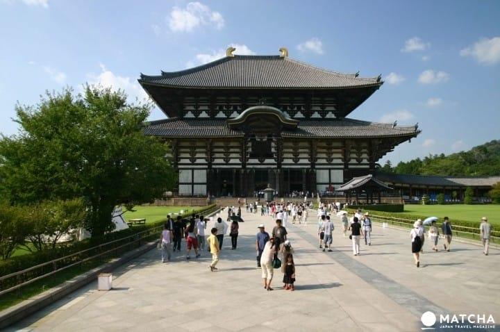 นารา (Nara) รวมที่เที่ยวเมืองหลวงเก่า การเดินทาง ของฝาก