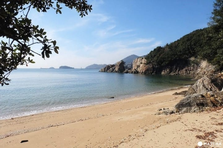 The Charm Of Sensuijima Island, A Resort On The Seto Inland Sea