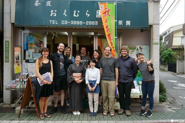 【西新井】可以學到用心沏茶方法的日本茶體驗型講座