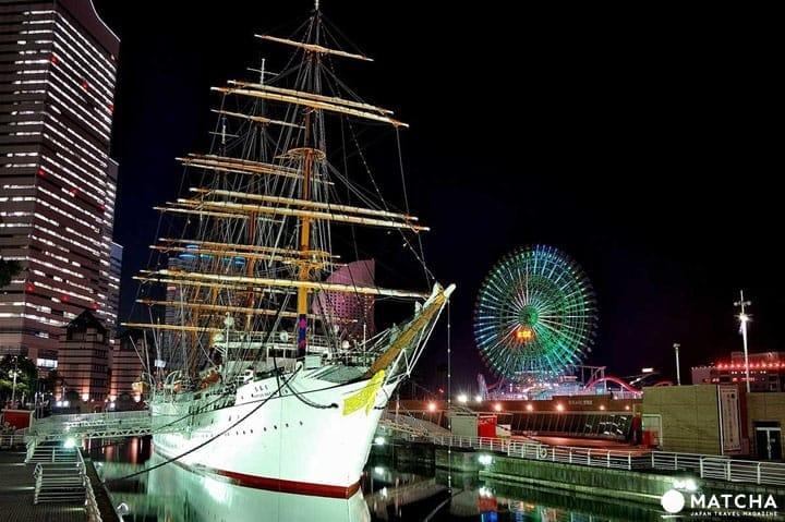 【神奈川县】横滨旅游导览,一次为您介绍9个区域的不同魅力!