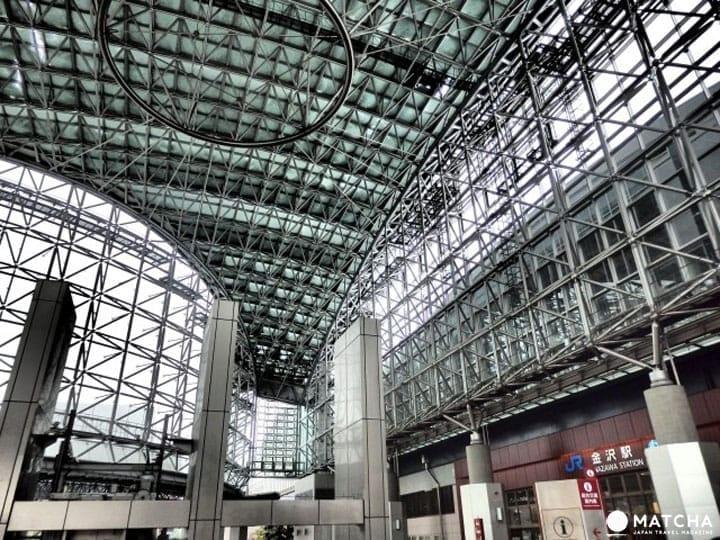 【金泽】走访北陆小京都,体验日本传统观光名所8选