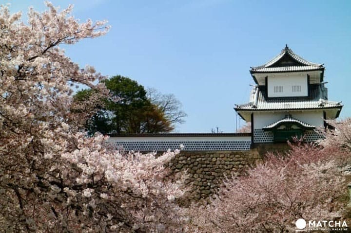 【金沢】金泽两日游攻略,2天游遍兼六园、金沢城、武家屋敷