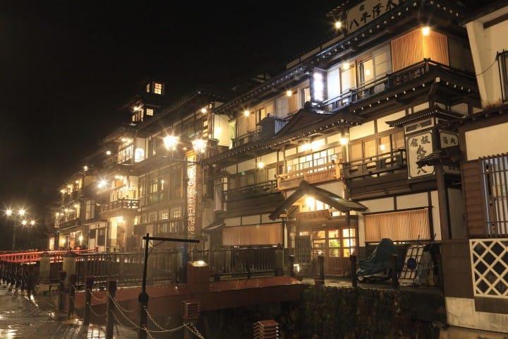 Taisho Retro - Memories of Old Japan at Ginzan Onsen, Yamagata