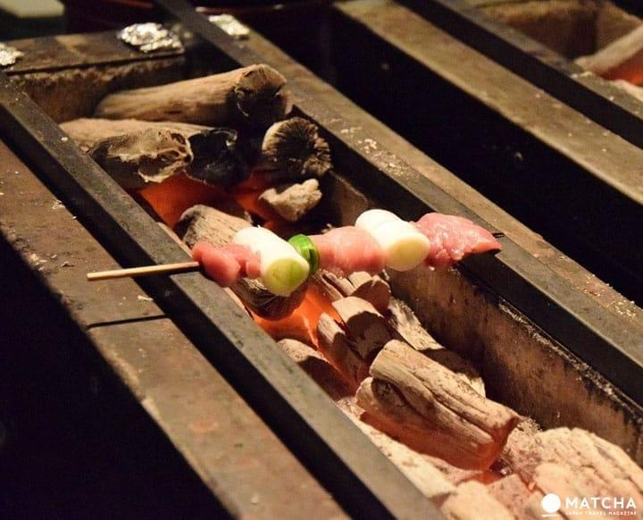 "Restoran Yakitori ""Bird Land Ginza"" dengan Predikat Satu Bintang Michelin"