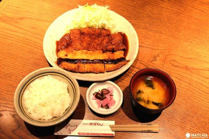 トンカツ好きの方必見!銀座で食べられる名古屋名物「矢場とん」のみそかつ