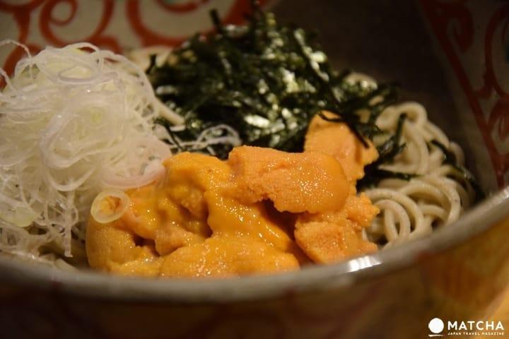 """""""MATSUGEN Ebisu"""",  Masakan Jepang dan Soba dari Bahan-Bahan Pilihan Berkualitas"""