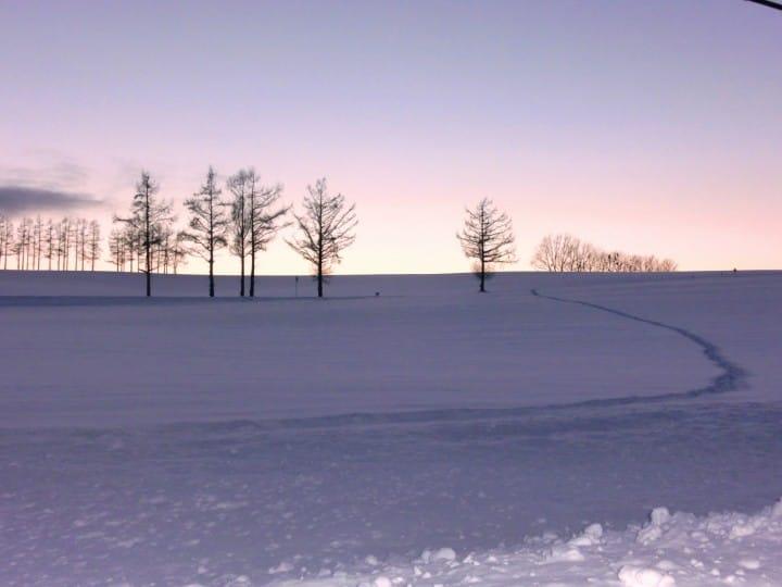 『暴风雪对策』冬季也能安心游北海道
