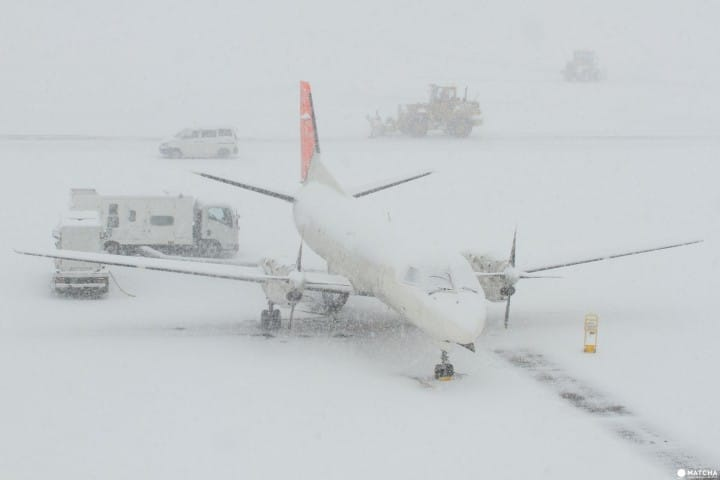 『暴風雪對策』冬季也能安心遊北海道