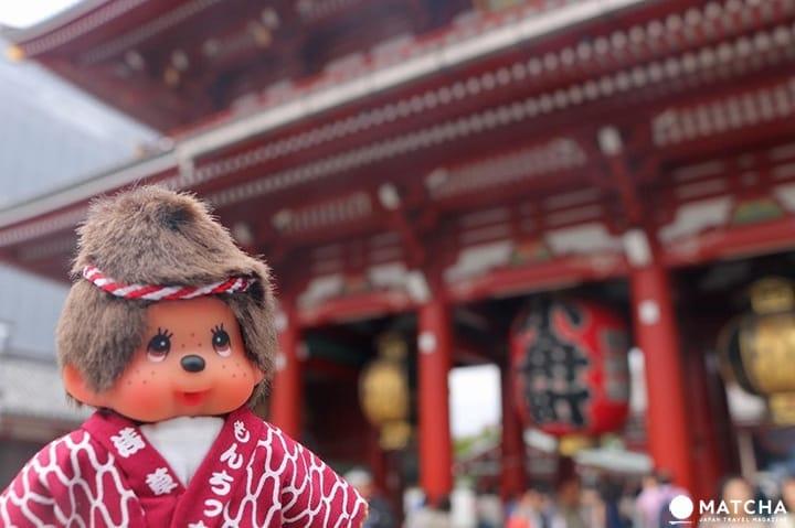 """พบกับ """"มอนชิชิ"""" สุดน่ารักที่ Toys Terao ในอาซากุสะ"""