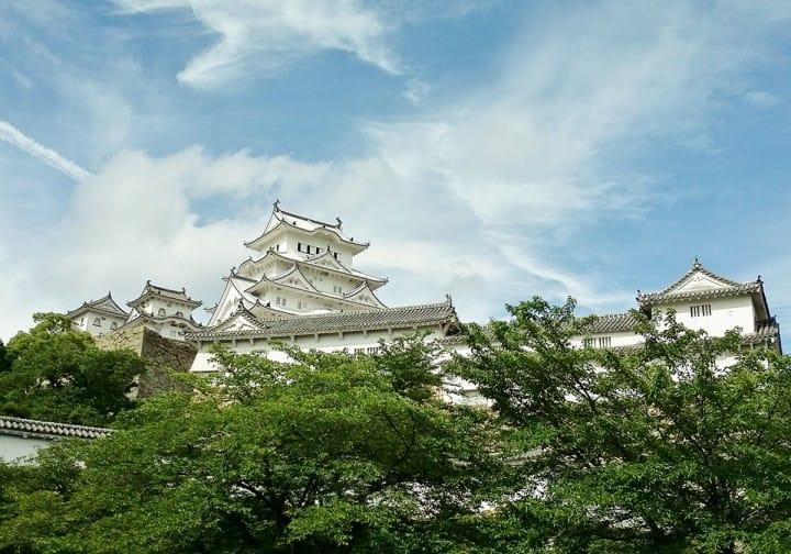 大阪・京都から日帰りで行ける「姫路城」の歴史、見どころ、アクセス