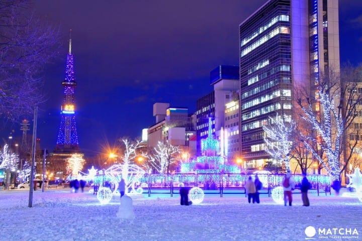 รู้ไว้ก่อนไปฮอกไกโด (Hokkaido) สภาพอากาศและเสื้อผ้าที่เหมาะกับการเที่ยว