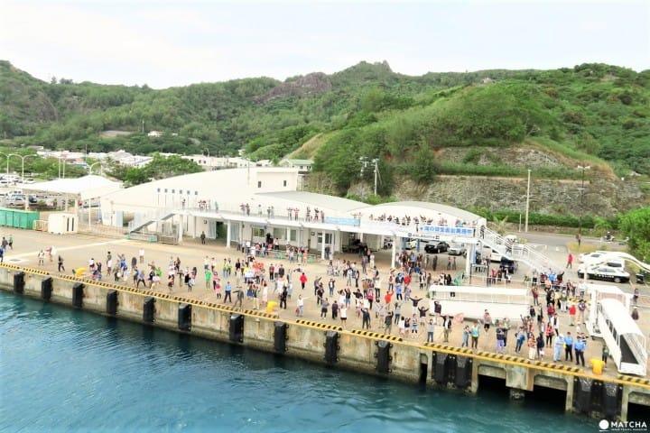 東京なのに24時間もかかる島「小笠原諸島・父島」へのアクセス方法