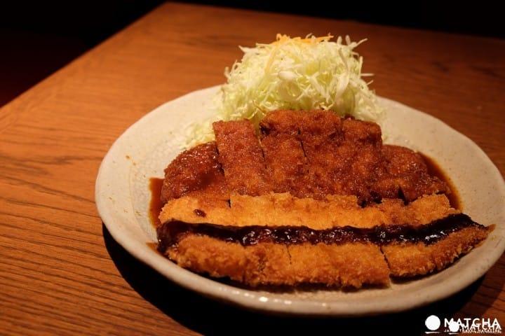 돈카츠가 좋다면 필독! 긴자에서 먹을 수 있는 나고야 명물 「야바톤(矢場とん)」의 미소카츠
