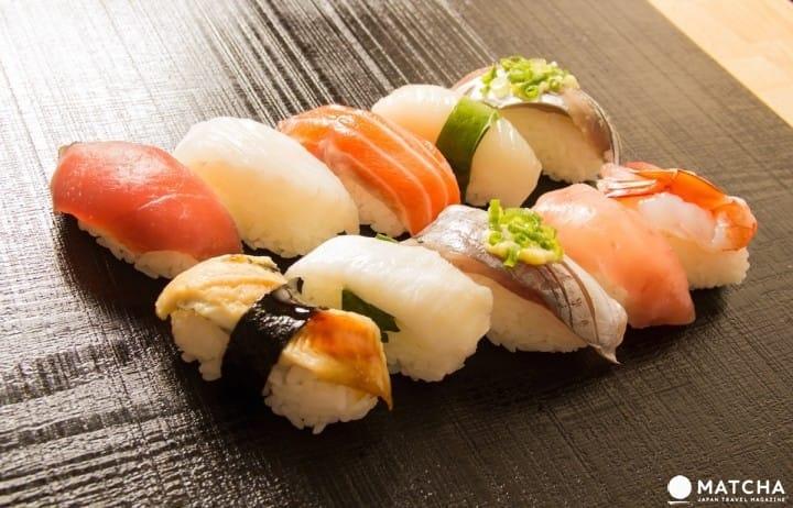 일본에서 스시를 즐기기 위한 완전 가이드. 인기 가게, 재료 종류, 먹는 방법과 주문 방법까지!