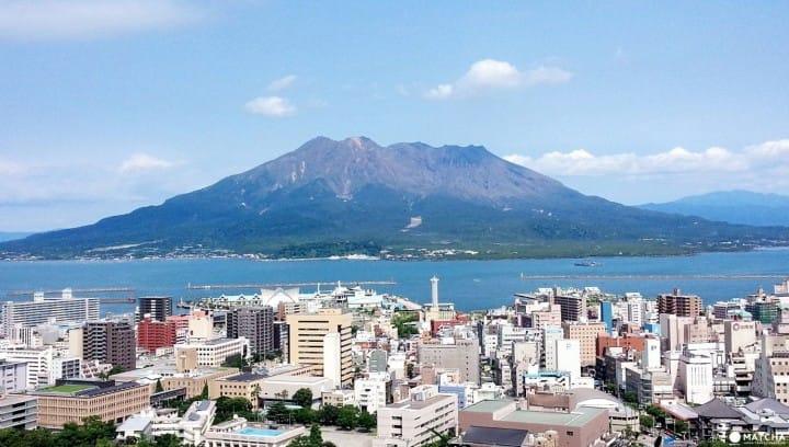 วิธีเดินทางไปคาโกชิม่าจากพื้นที่ท่องเที่ยวหลักของญี่ปุ่นอย่าง  โตเกียว  โอซาก้า