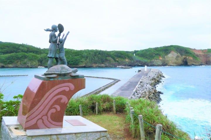 """世界自然遗产小笠原""""母岛""""冲港周边,散步景点总汇"""