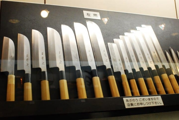 Aritsugu Knives - Quality And Sharpness That Transcend Time