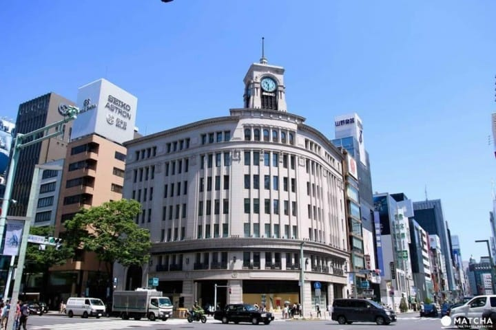 Ginza Travel Guide: Feel Classic Luxury In Tokyo's Most Elegant Area