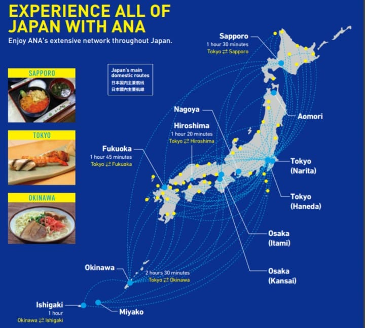 Diskon Tiket Pesawat Hingga 80 Gunakan Ana Untuk Tiket Murah Berkeliling Jepang Matcha Situs Wisata Jepang