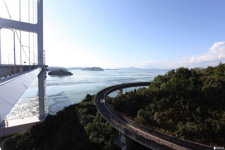 Từ Onomichi đến Imabari! Chuyến du lịch bằng xe đạp trên con đường