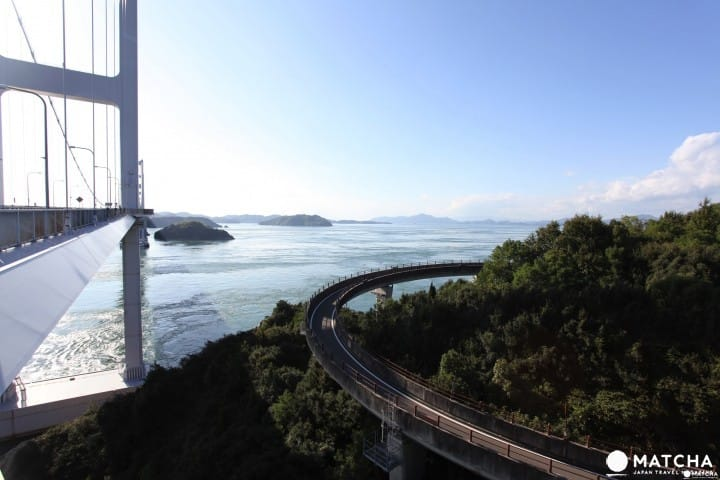 A Cycling Trip On The Shimanami Sea Highway