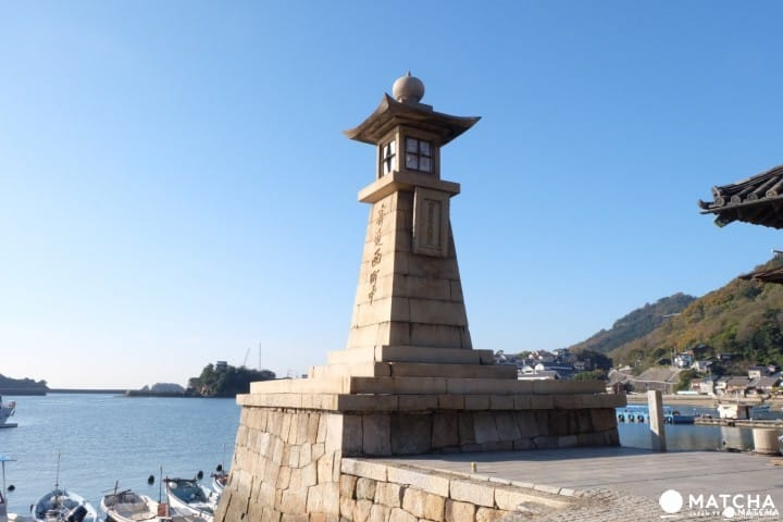 영화 촬영지로도! 에도 정취가 남아 있는 항구 마을 「토모노우라」의 매력
