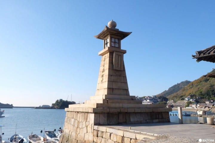 Pesona Tomonoura, Kota Pelabuhan Bernuansa Zaman Edo