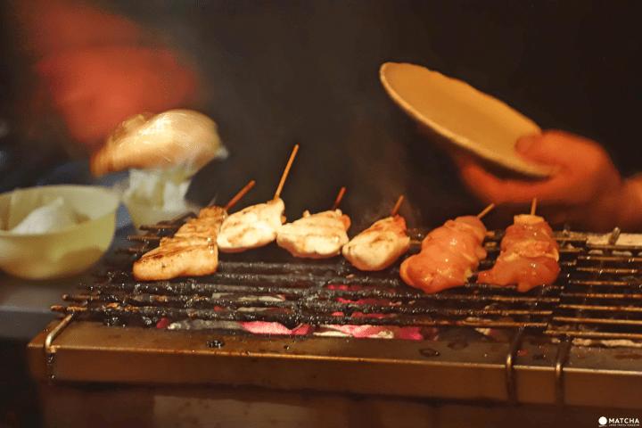 全京都第二難訂位的燒鳥名店--馬耳東風