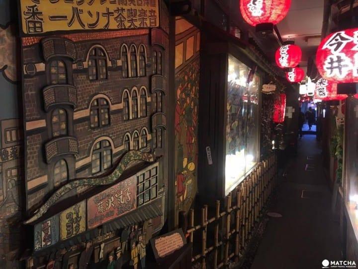 【大阪】道頓堀中的鬧中取靜 法善寺橫丁散策