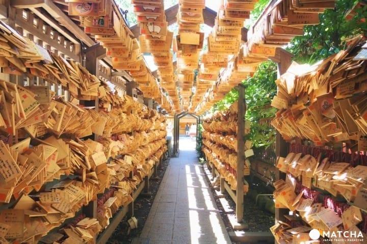 【เมืองคาวาโกเอะ จ.ไซตามะ】8 เรื่องควรทำที่ศาลเจ้าแห่งความรักคาวาโกเอะฮิกาวะ