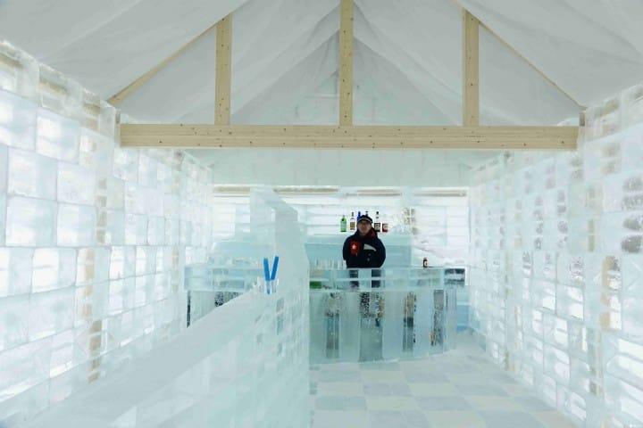 住了再說你不怕冷!北海道札幌冰之飯店