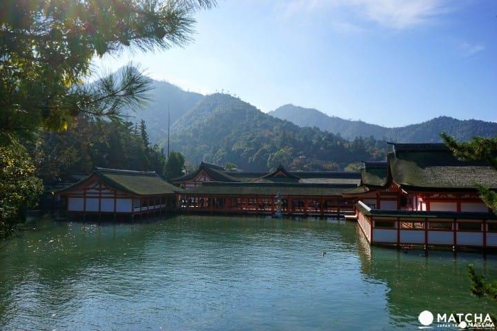 一生中不能錯過的地點——廣島・宮島的6個神秘之地