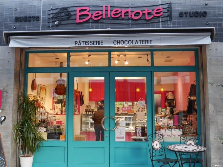 ベルギー王室の胃袋も掴んだ!浅草のシェフが作るスイーツの名店「Sweets Studio Bellenote」