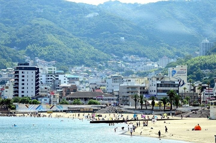 Accessing Atami, A Hot Spring And Resort Day Trip From Tokyo
