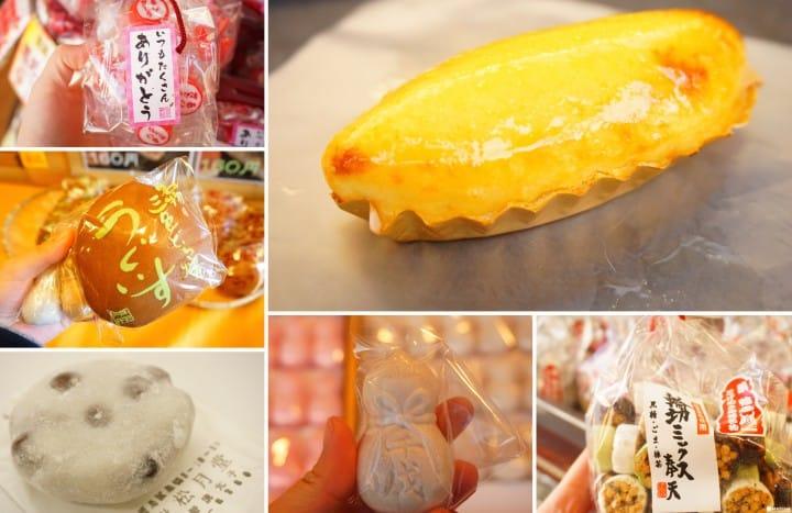 【巢鴨站必吃】日本阿桑最愛的巢鴨商店街「和菓子店」四選