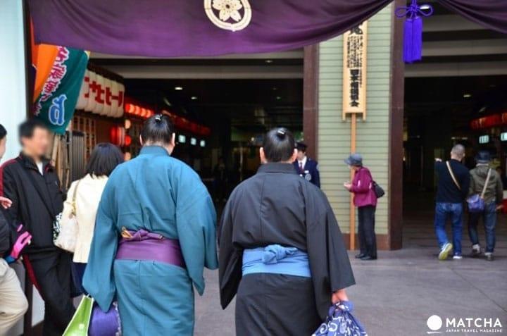 료고쿠 국기관에서 스모를 즐기자! 오오즈모의 기본 정보와 티켓 구입 방법